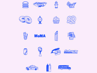 NYC Doodles